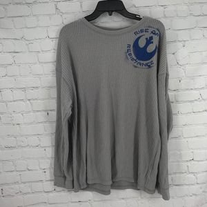 Star Wars m Rise of the Resistance shirt XL